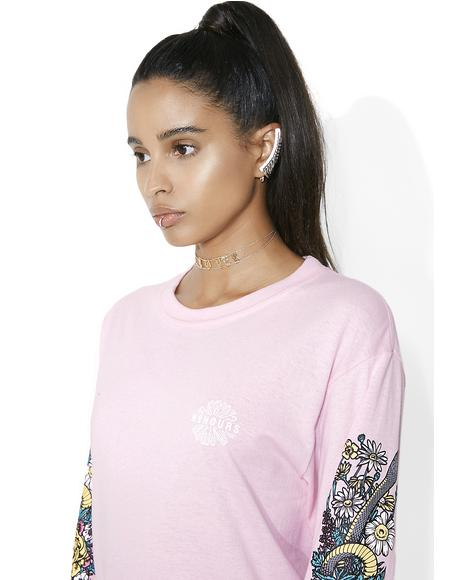 Wildflower Long Sleeve Tee