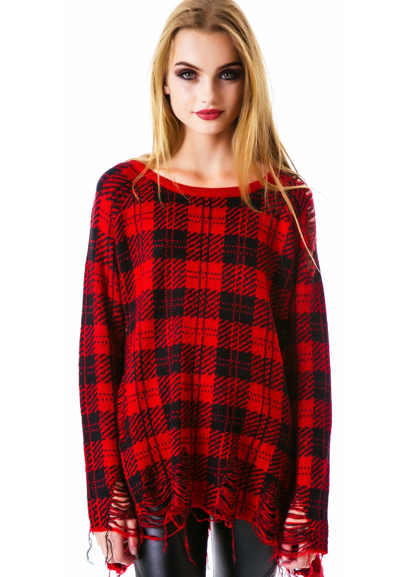 UNIF Kurt Sweater