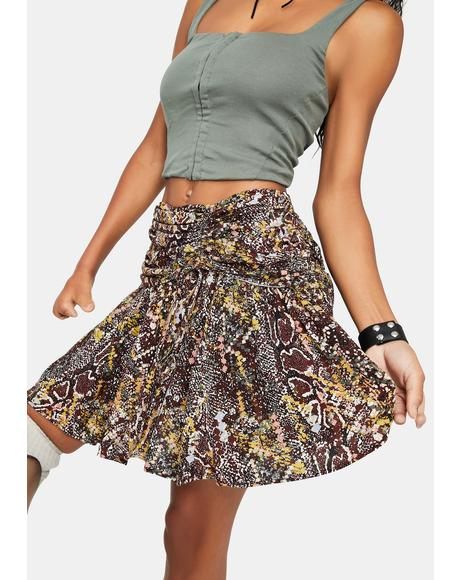Saturday Sun Mini Skirt