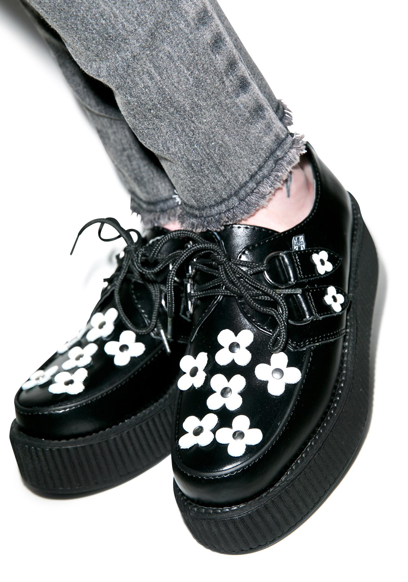 T.U.K. Flower Viva Mondo Creeper