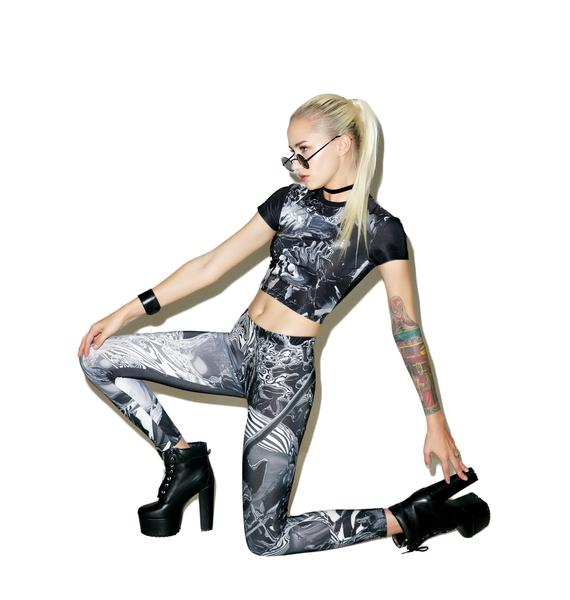 Long Clothing X Pussykrew Leggings