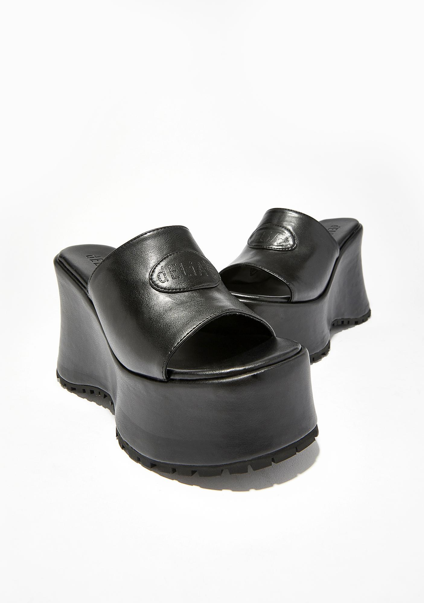 91debf55f7909 Teen Dream Chunky Slides