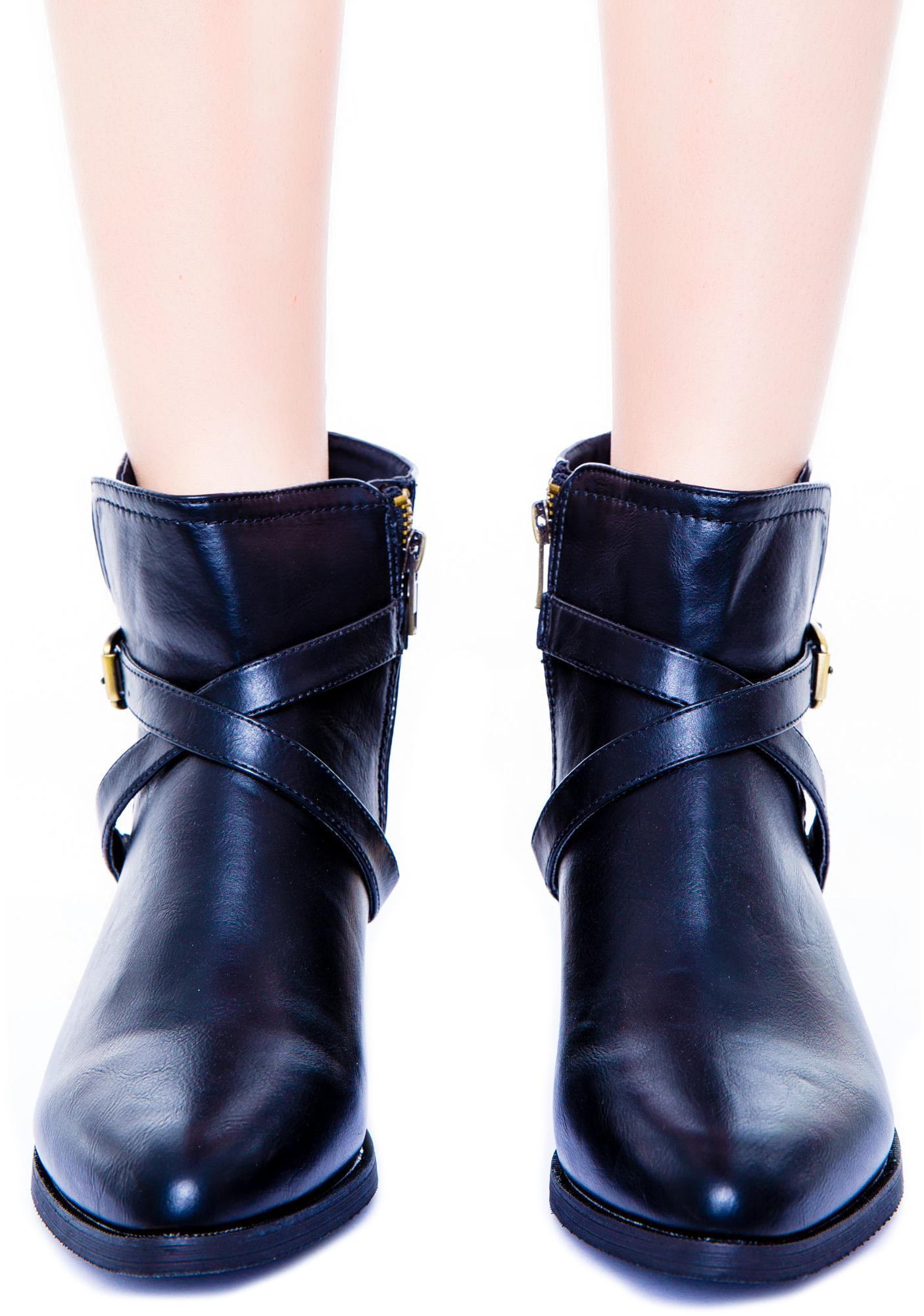 Swing Low Boot