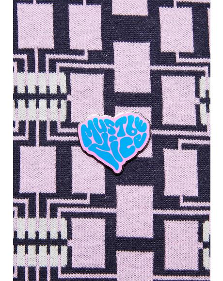 Love Affair Pin