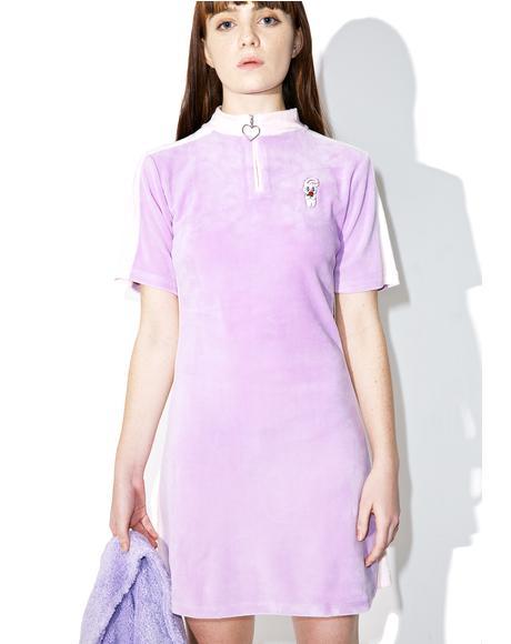 Esther Loves Oaf Sports Bunny Dress