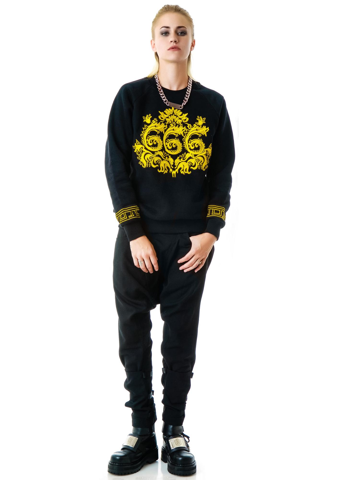 UNIF Ornate6 Sweatshirt