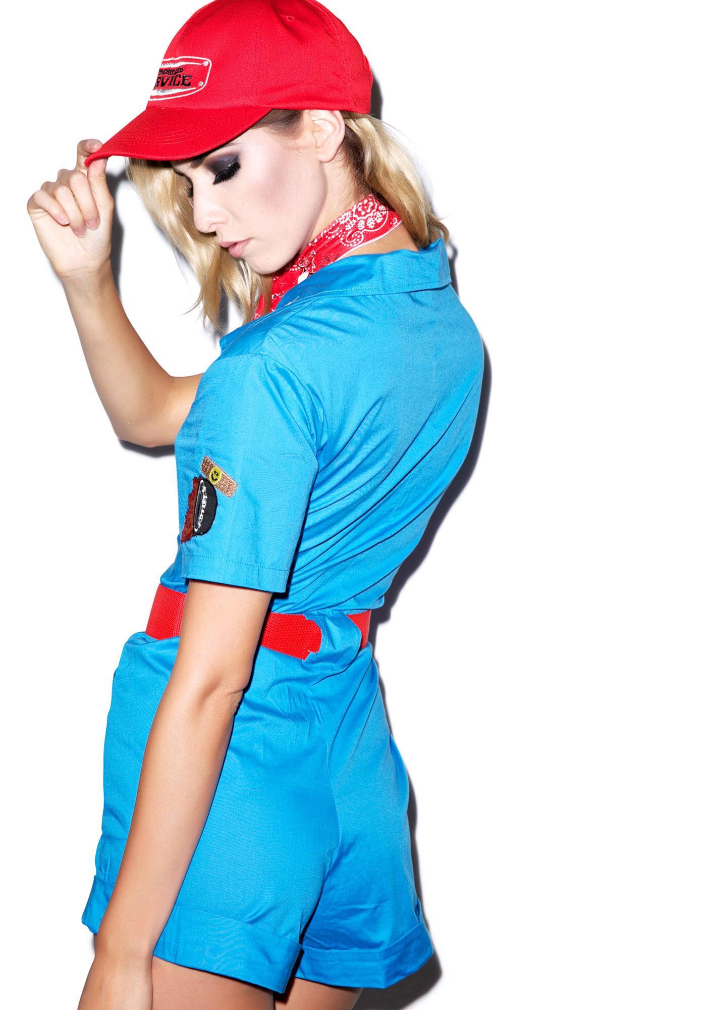 Daytona Dreamer Costume