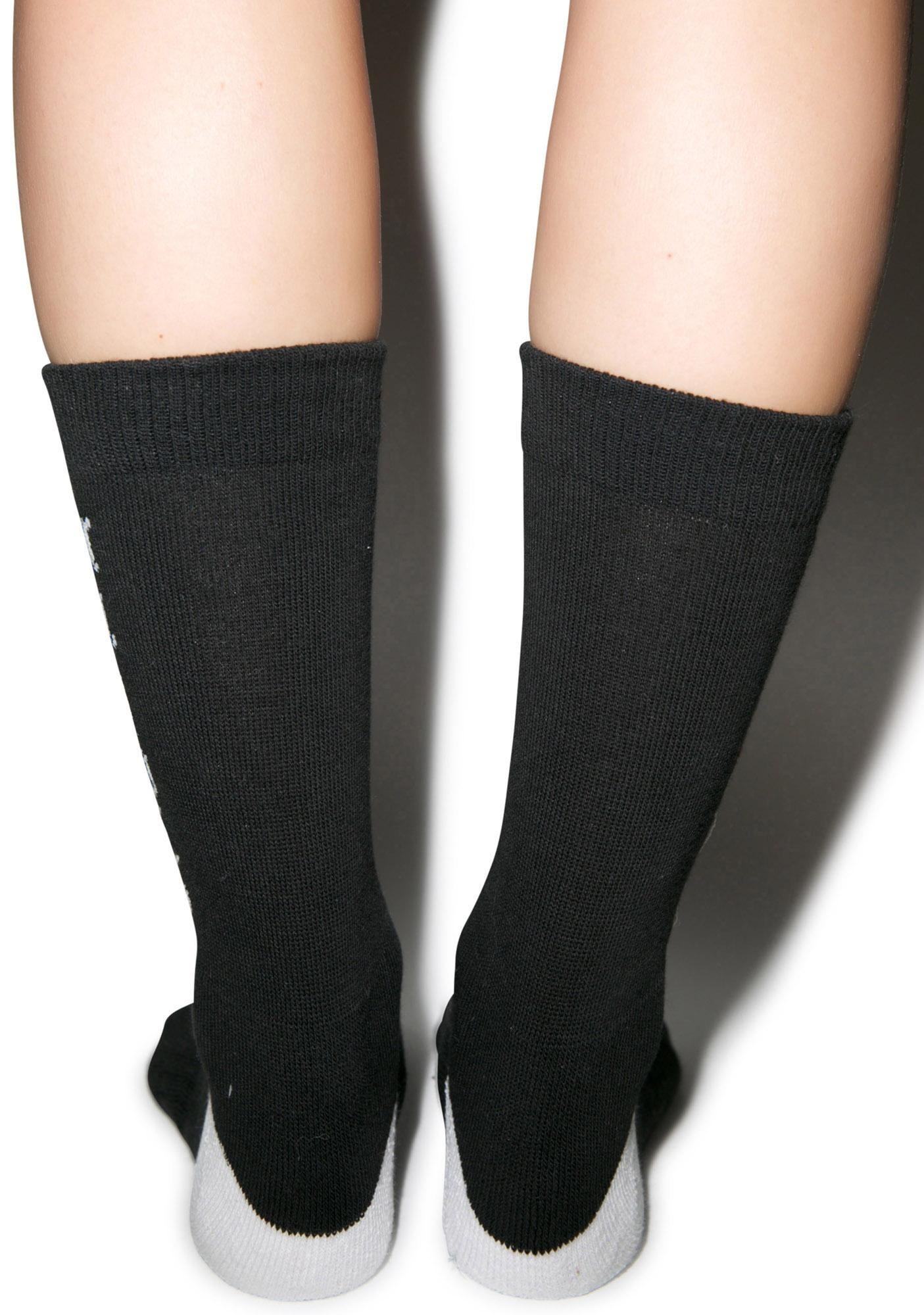 Blackcraft Unholy Socks