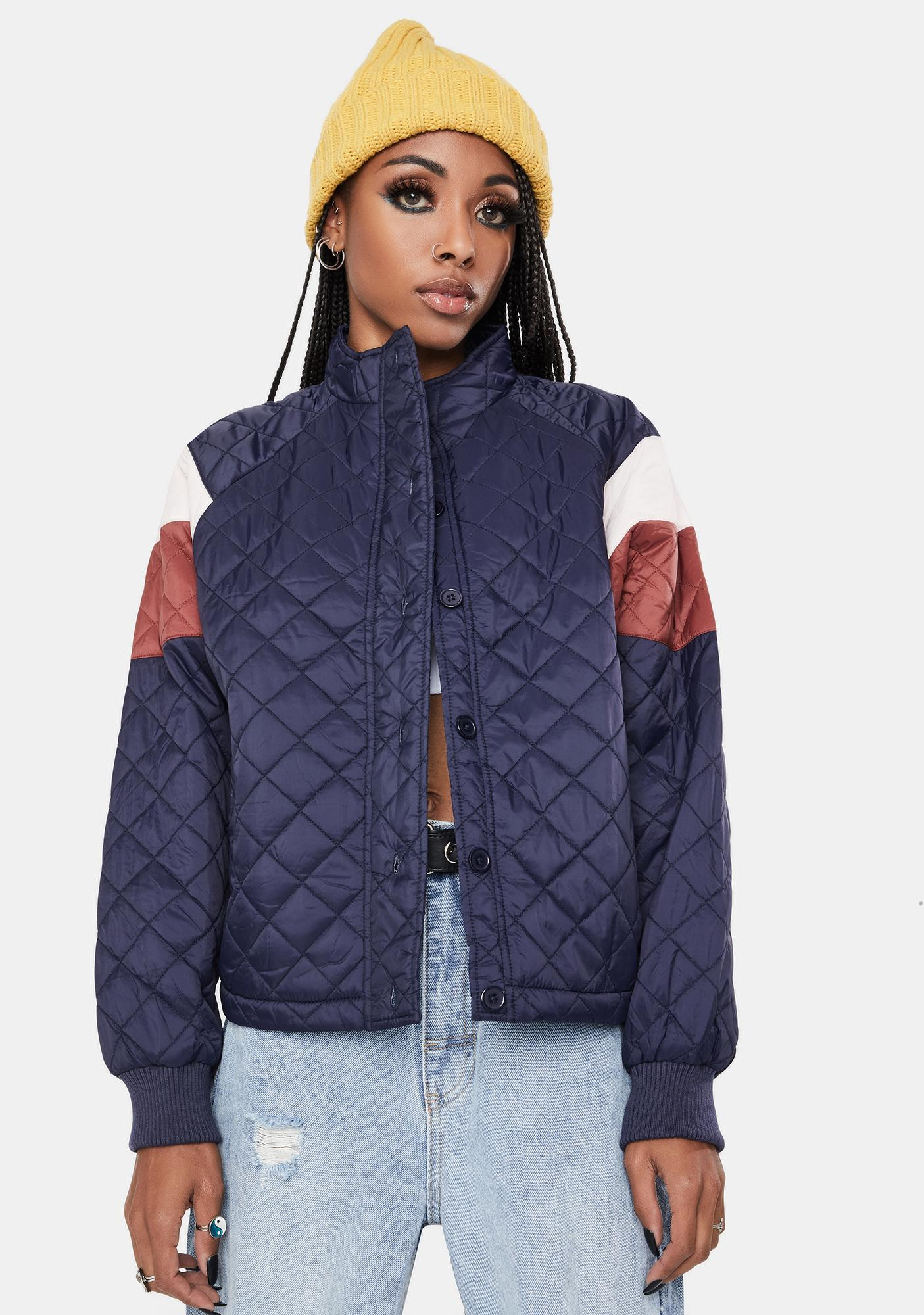 BB Dakota Training Day Quilted Jacket