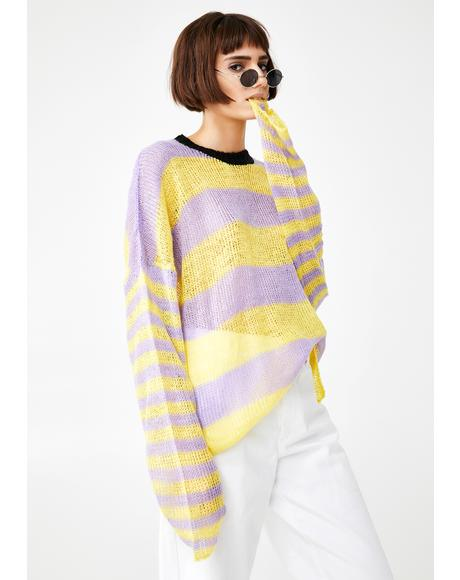 Turbo Knit Sweater