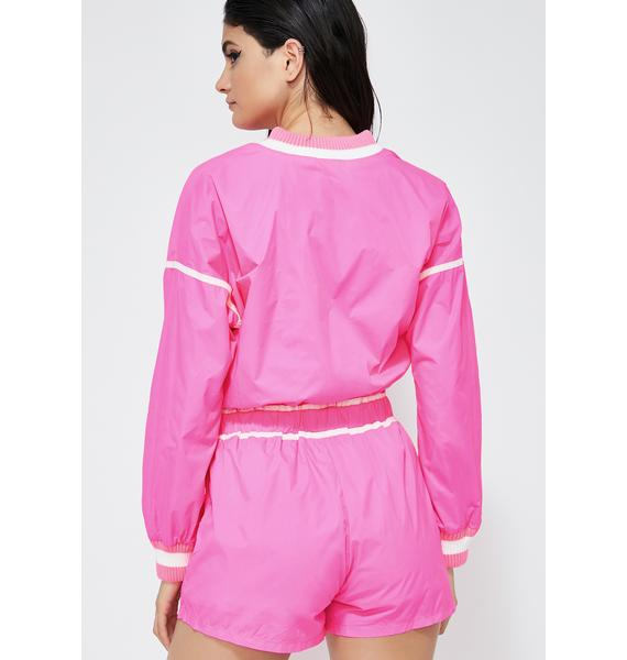 Vain Gang Zip Up Romper