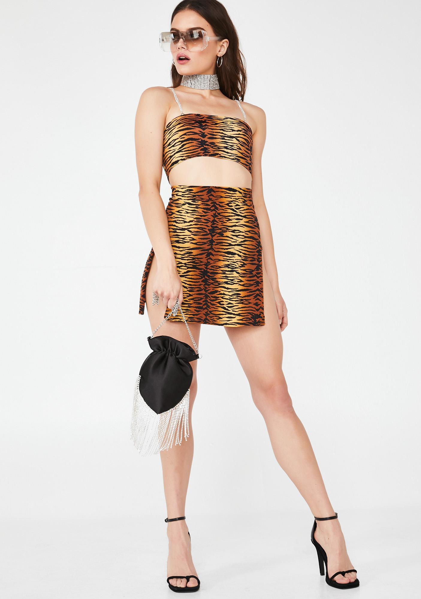 $A$$YPANT$ Roarin' Skirt Set