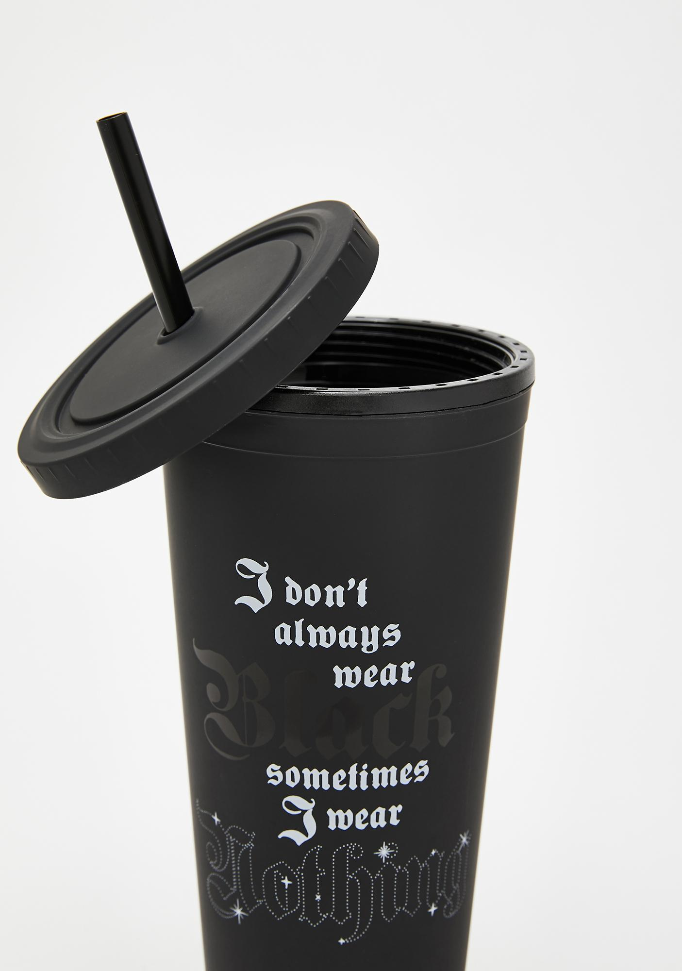 Killstar Nothing Cold Brew Cup