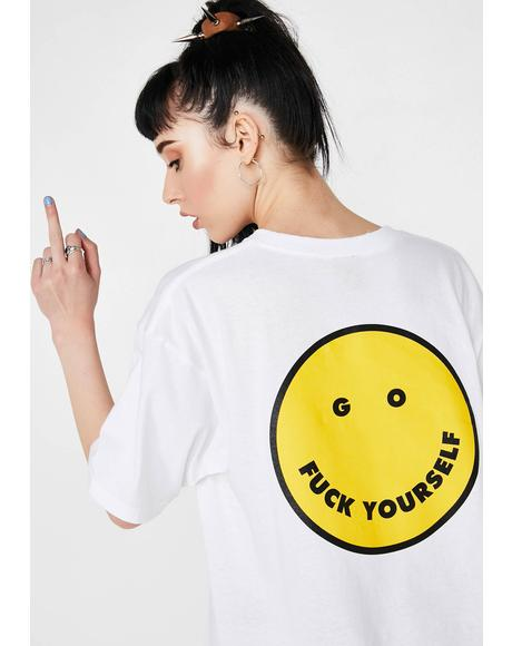 Go Fuck Yourself Tee