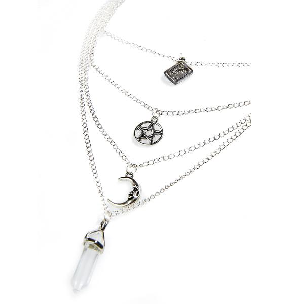 Coven Layered Necklace