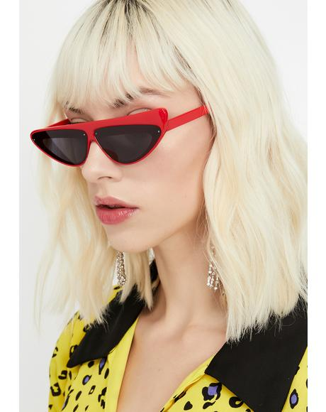 Big Idea Retro Sunglasses