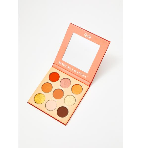 Rude Cosmetics Sex On The Beach Cocktail Party Eyeshadow Palette