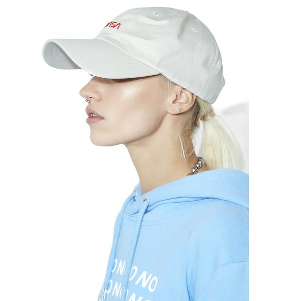 CRSHR NASA HAT