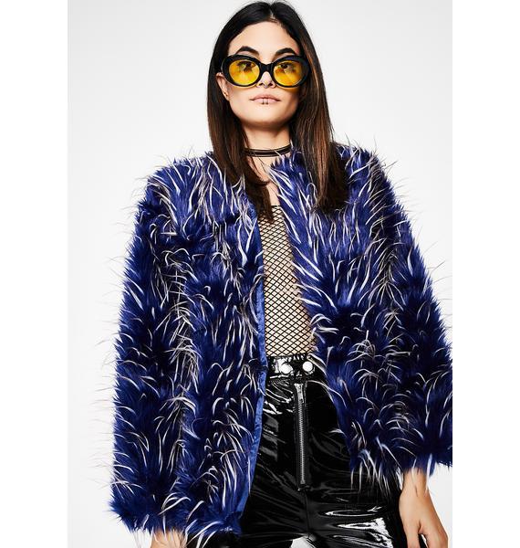 Ultimate Revenge Furry Jacket