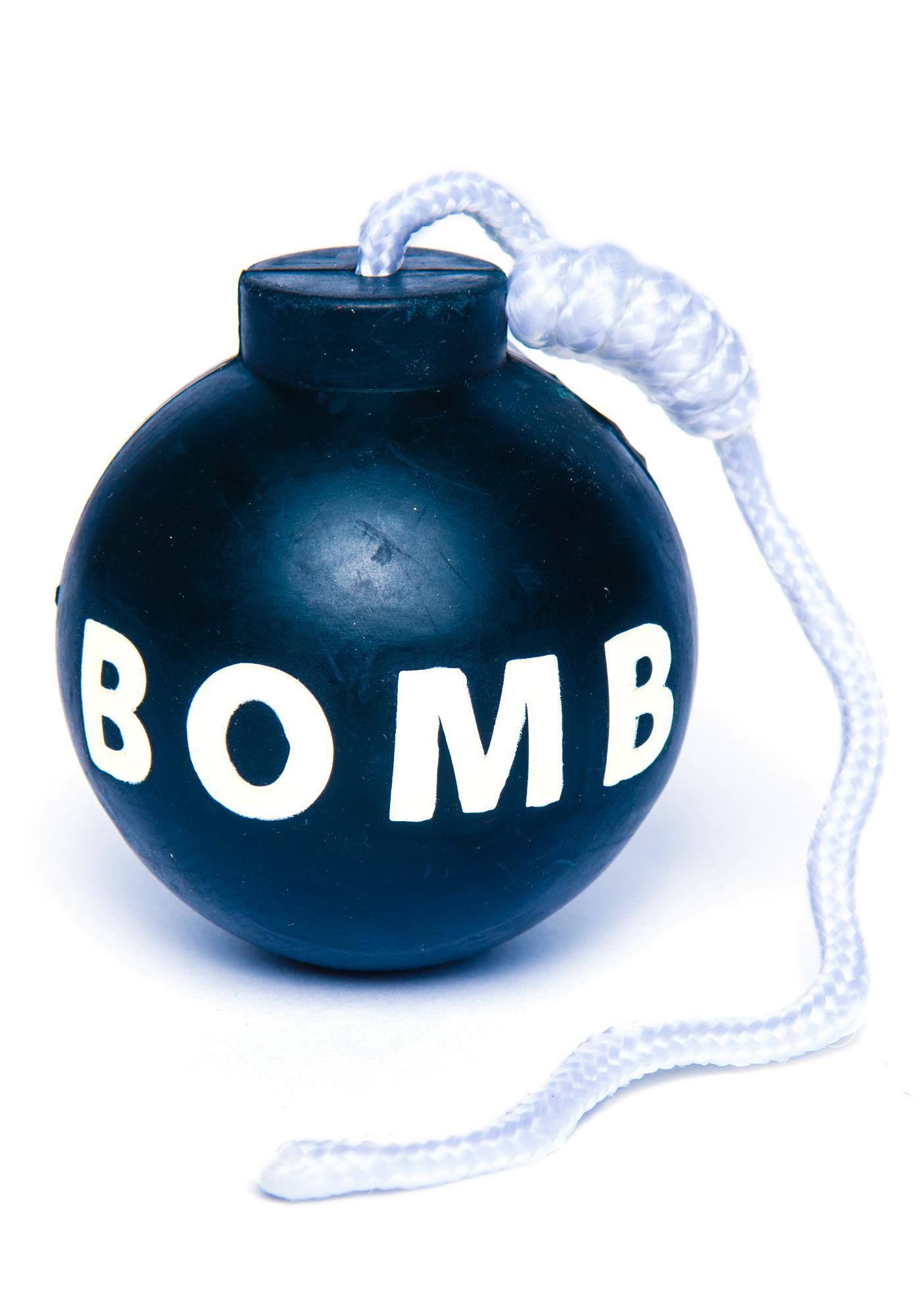 Bombs Away Dog Toy
