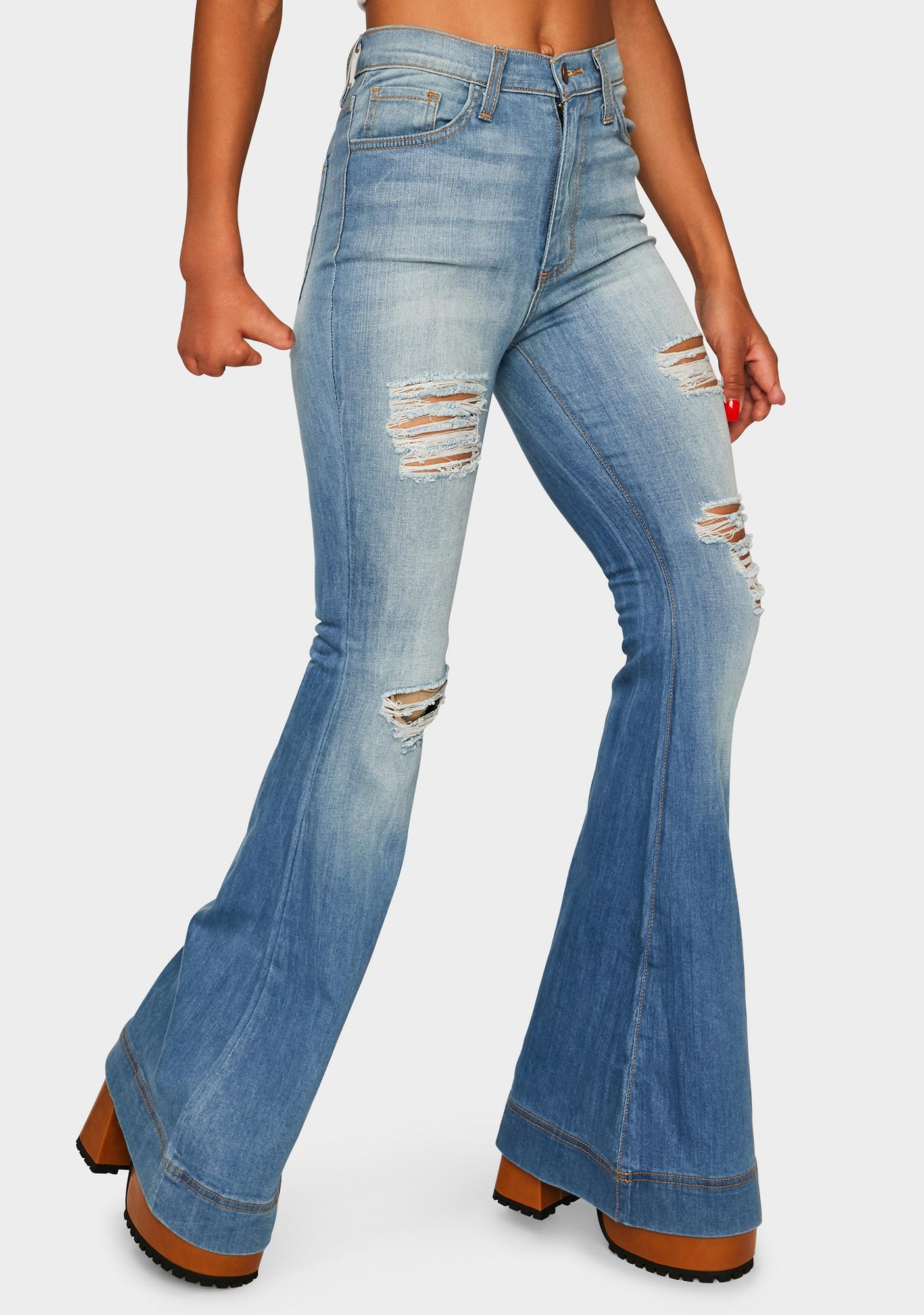 Back To You Flare Jeans
