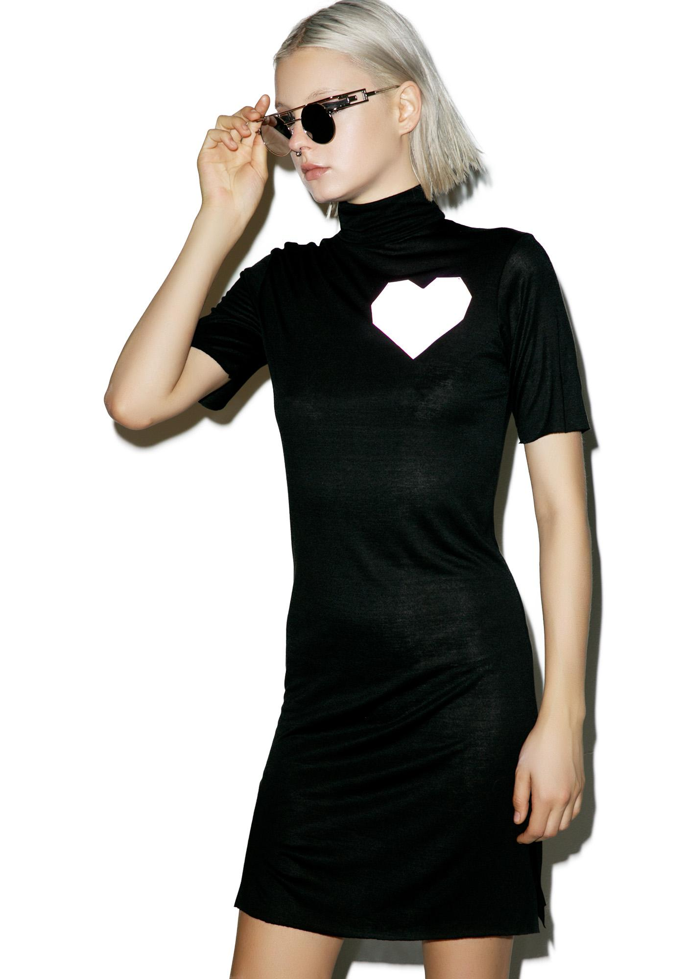 ESQAPE Lov T Turtleneck Dress
