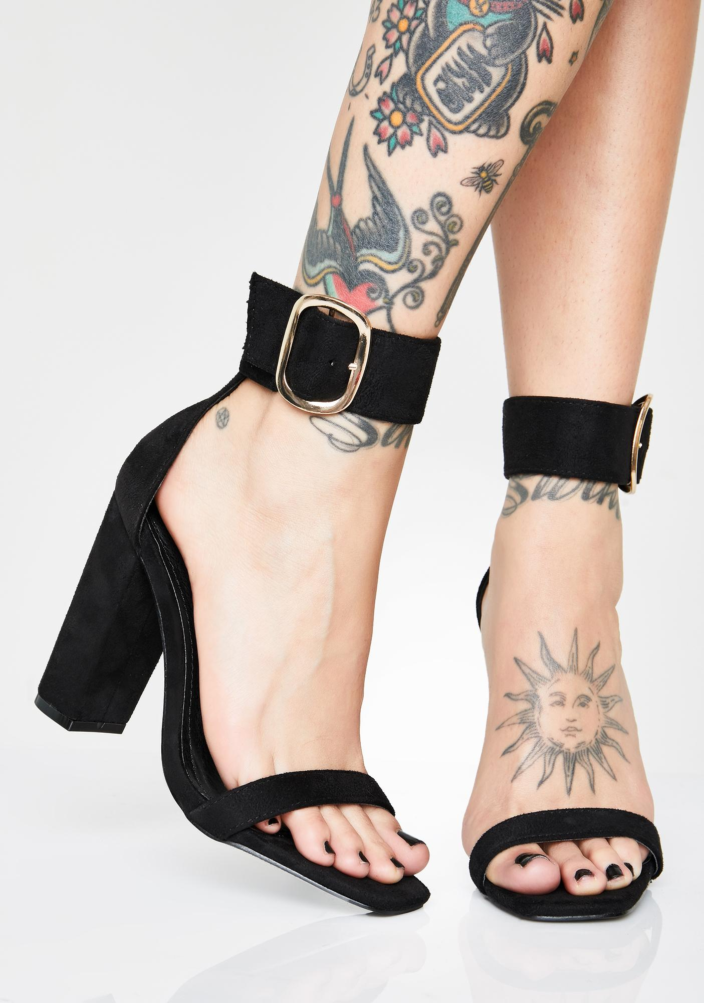 New Direction Block Heels