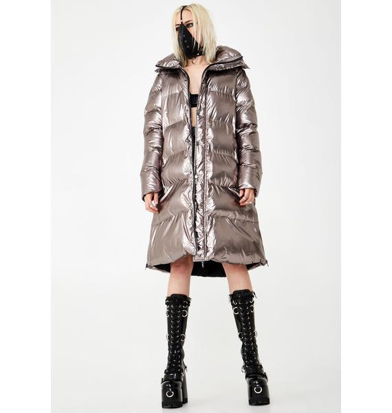 Club Exx Desert Tundra Puffer Jacket
