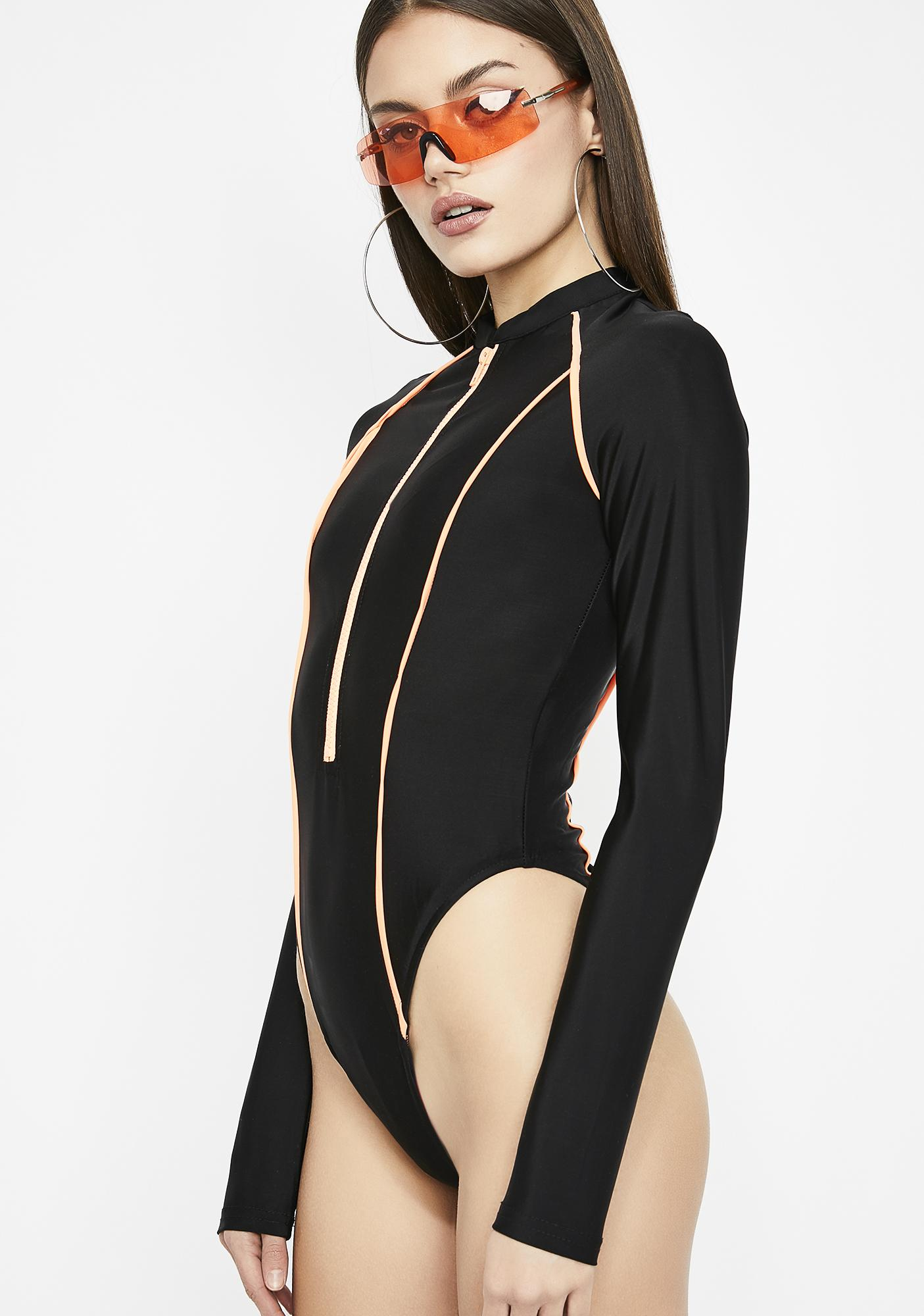 Dive In Scuba Bodysuit