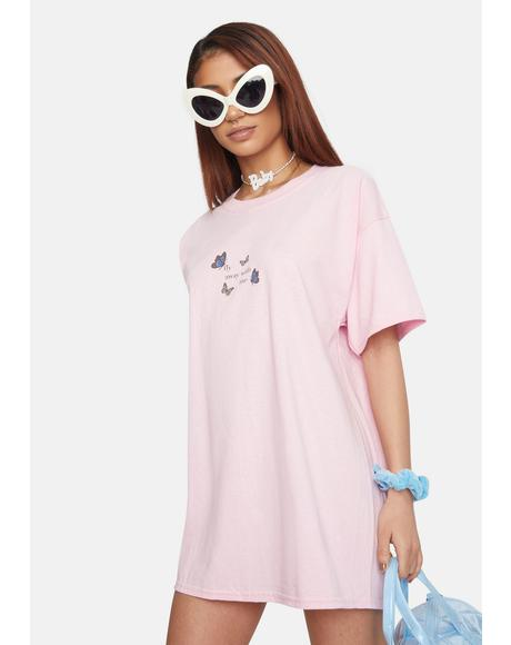 Sweet Tyler Butterfly Graphic Tee