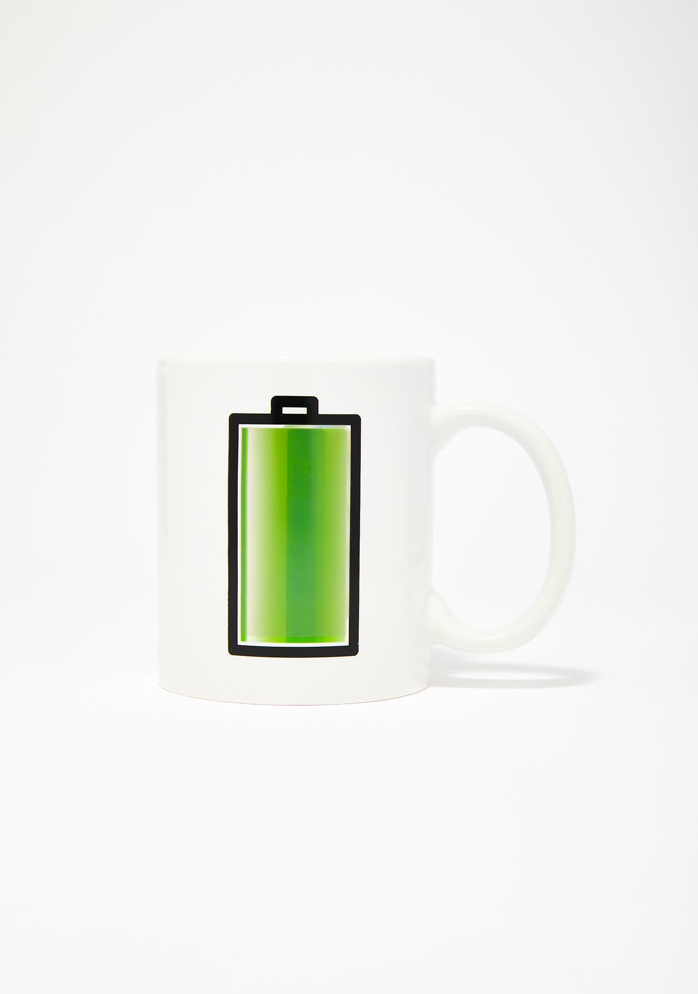 Battery Morph Coffee Mug