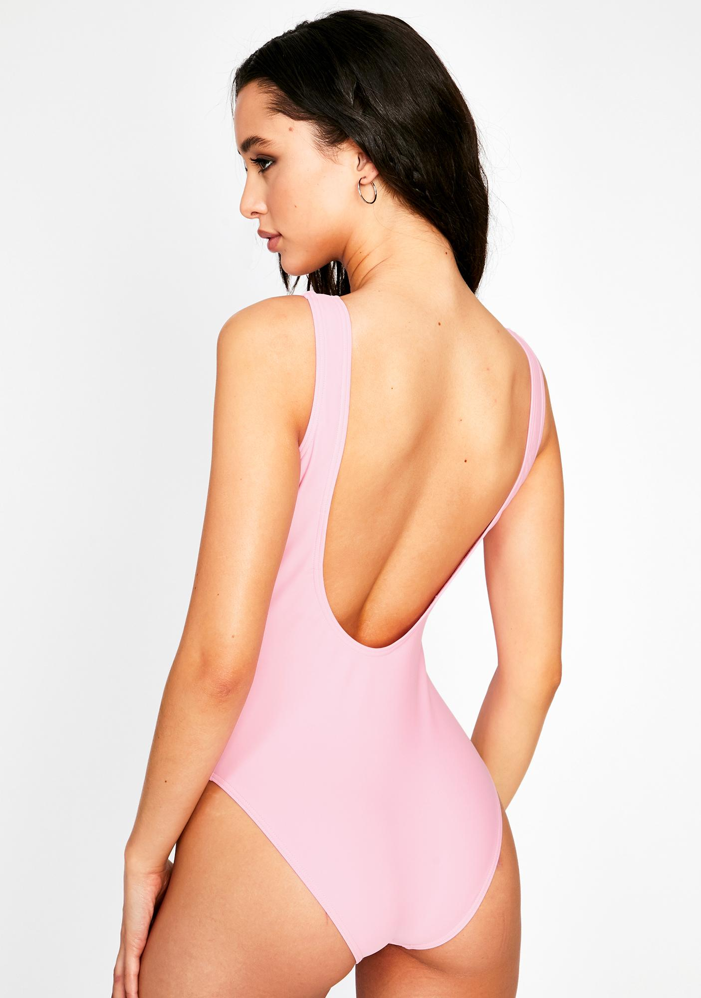 Lazy Oaf Esther Bunny One Piece Swimsuit