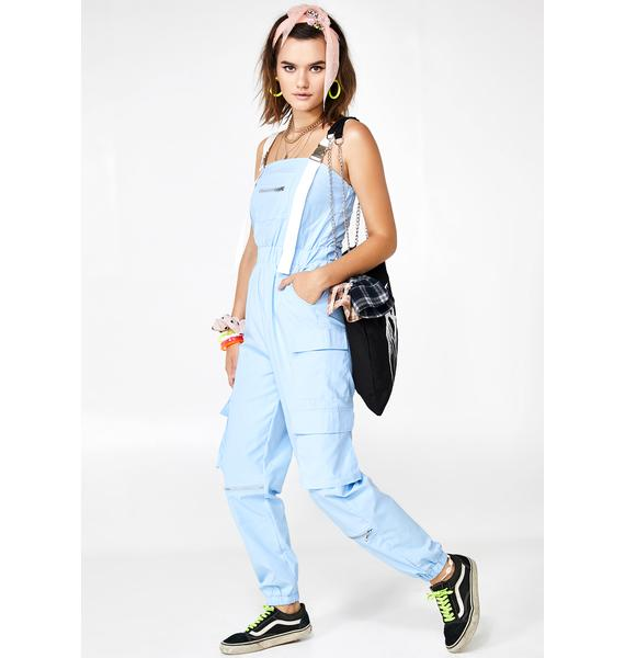 Mellow Minded Cargo Overalls
