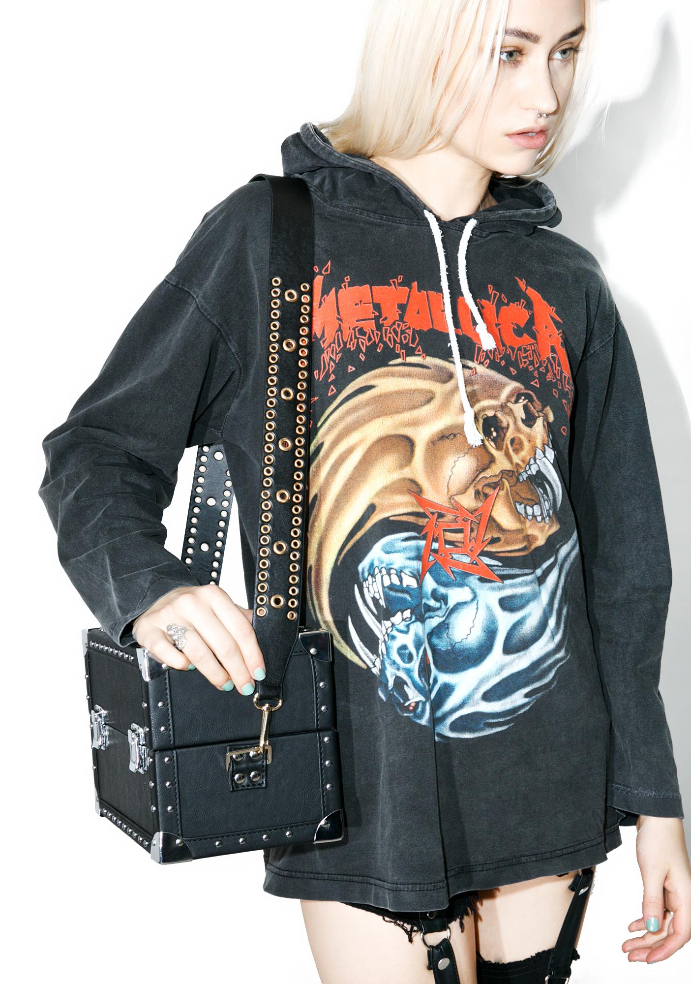 d9d5bf6a8e5 Vintage Metallica Pullover Hoodie