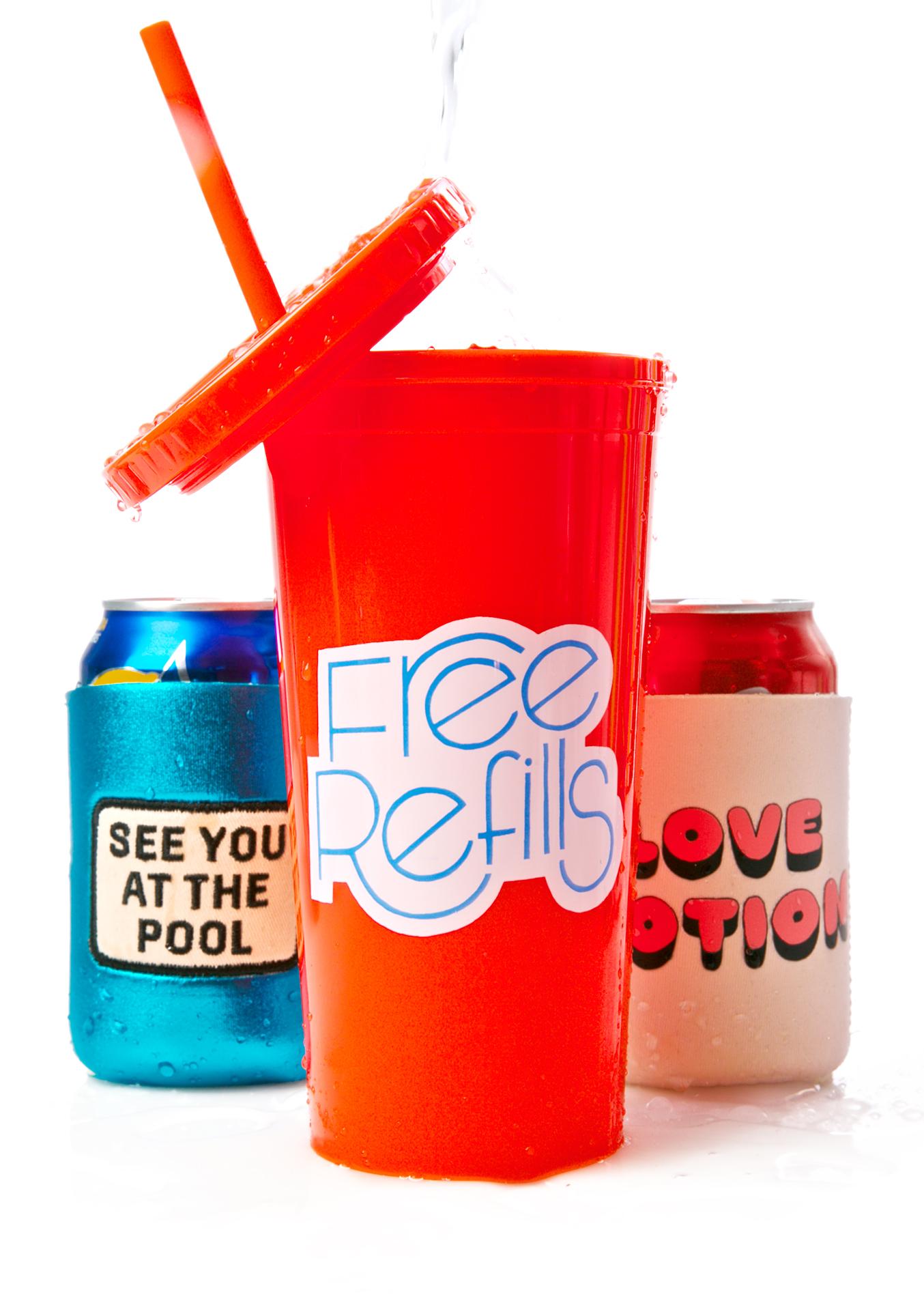 Free Refills Tumbler