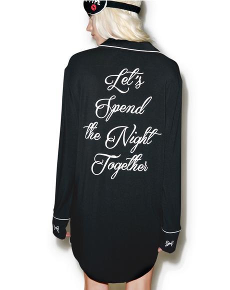 Sweet Dreams Sleepshirt
