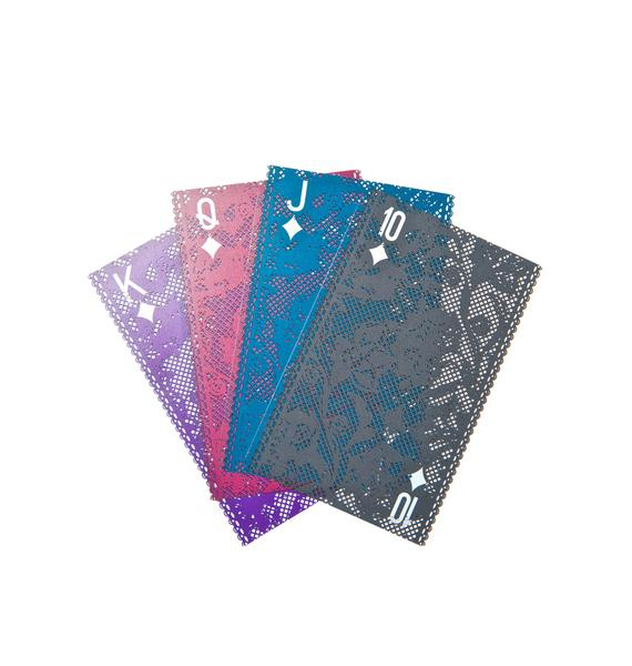 In Yer Lace Deck of Cards