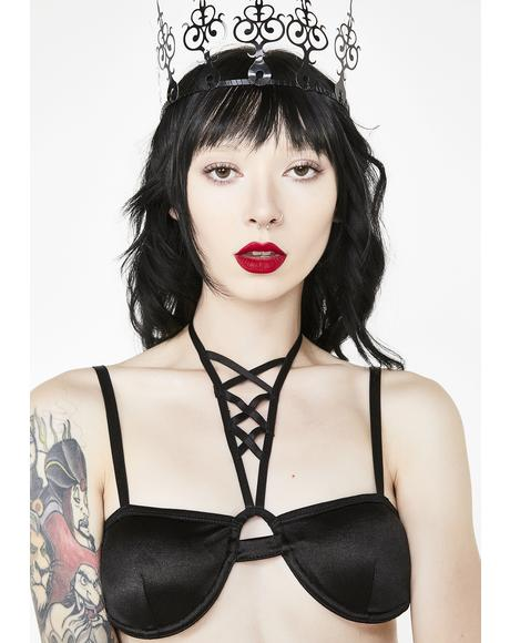 Seductive Spell Caged Bra