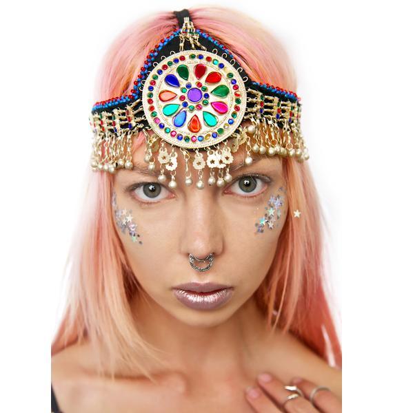Rock n Rose Greta Bohemian Headpiece