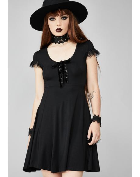 Deadlock Doll Mini Dress