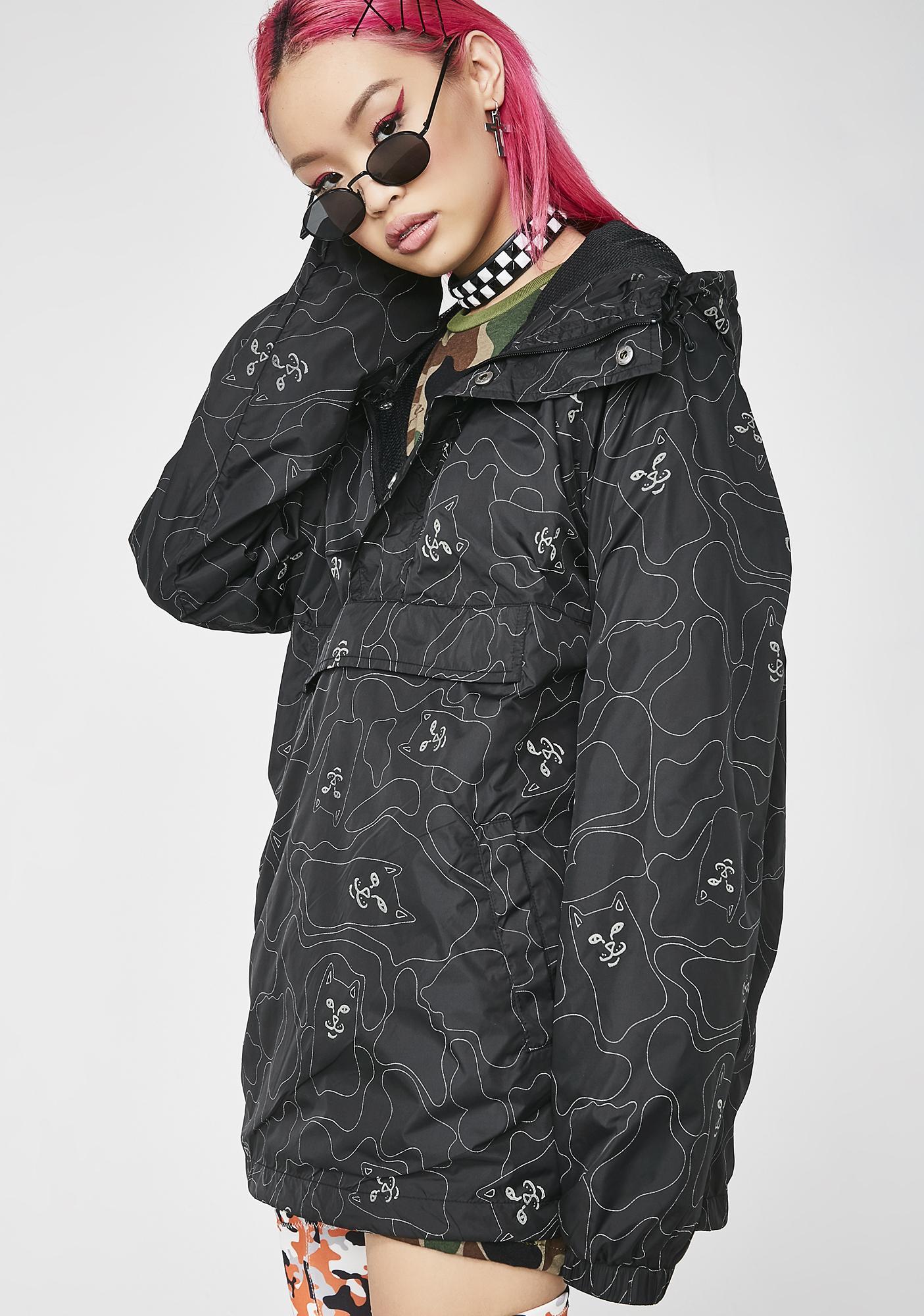 RIPNDIP Nermal 3M Line Camo Jacket