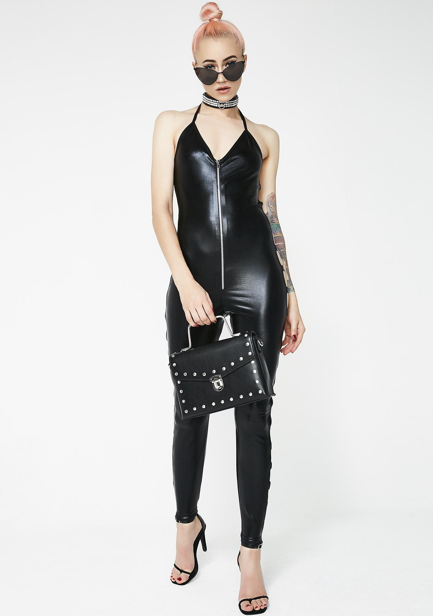 Take You Down Strappy Jumpsuit