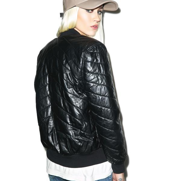 Blank NYC Side Piece Jacket