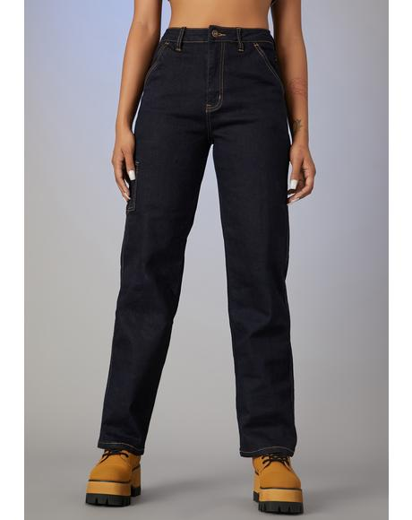 Fall Necessity Boyfriend Jeans
