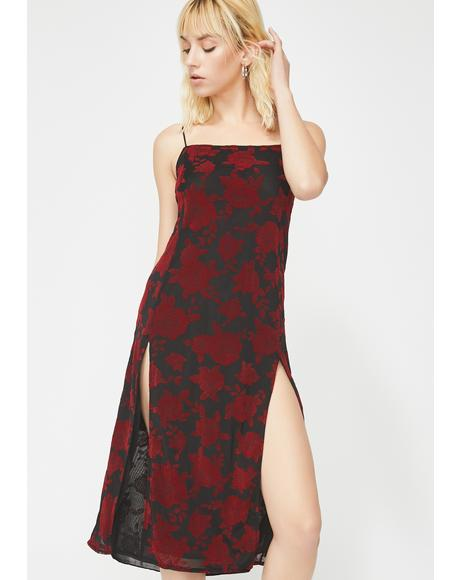 Daxita Midi Dress