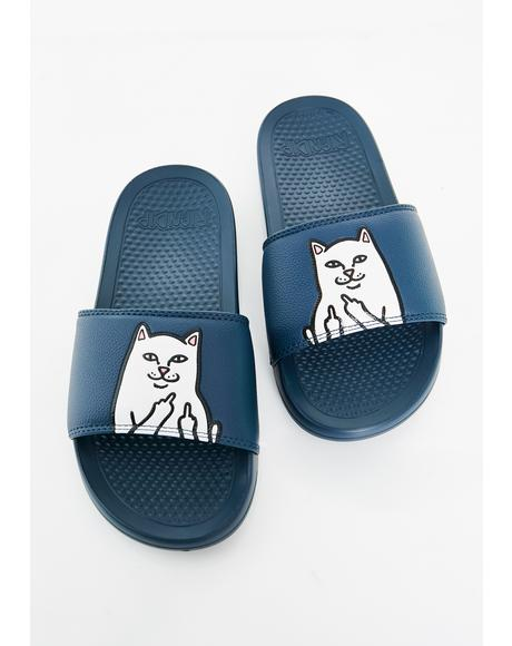 Navy Lord Nermal Slides