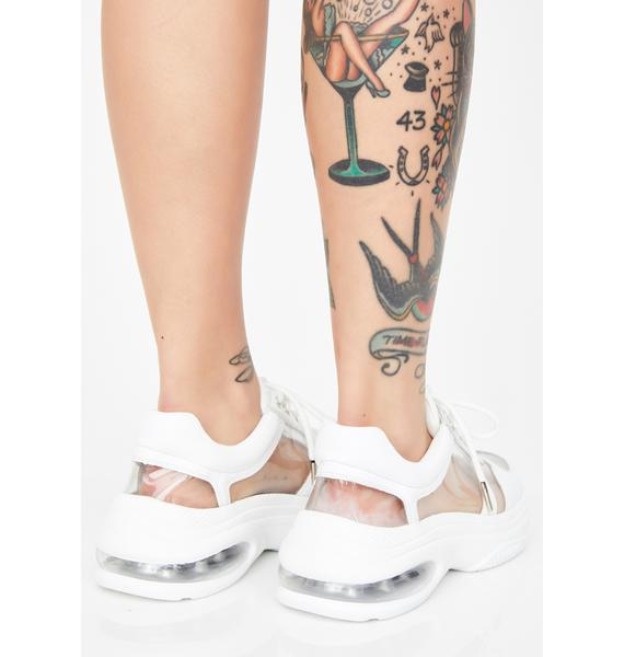Poster Grl Pure Clout Level Dad Sneakers