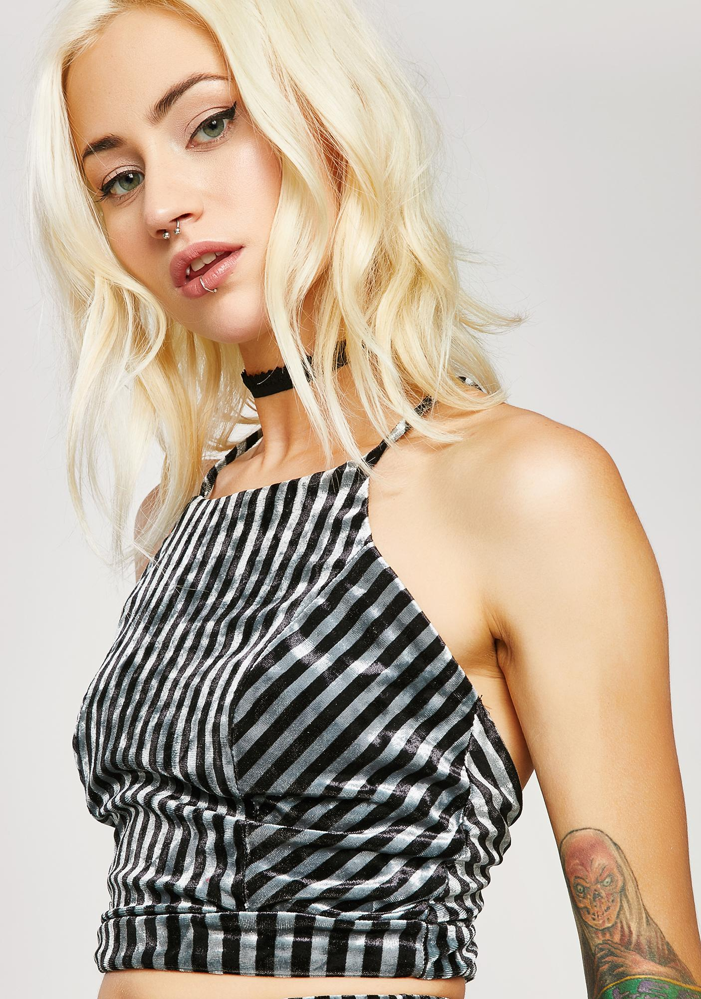Movin' Foward Stripe Top
