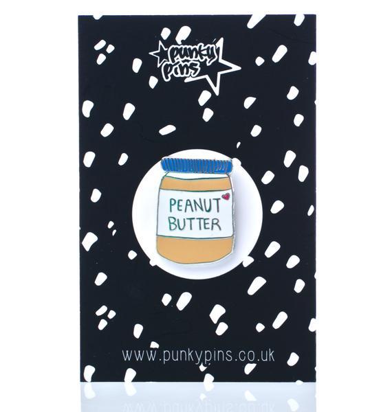 Punky Pins Extra Creamy Enamel Pin