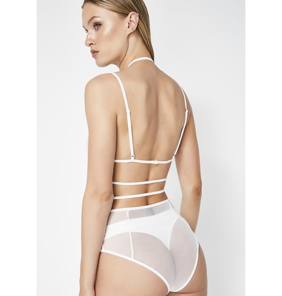 Pure Your Fetish Cage Bodysuit